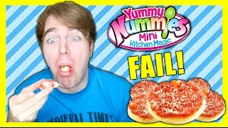 YUMMY NUMMIES PIZZA FAIL!
