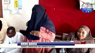 Drug Abuse: FOMWAN, Stakeholders Take Campaign To School