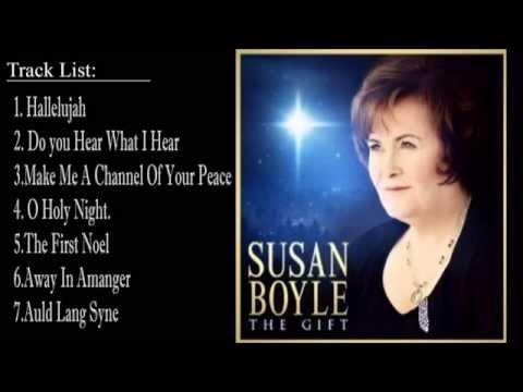 Susan Boyle -Sweet Voice-Best Song Album