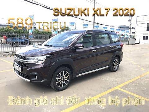 ✅ [ Ệ  - Ậ ] Báo giá Suzuki XL7 màu ĐỎ NHO | SUV 7 chỗ nhập khẩu - Thông tin chi tiết về xe Suzuki