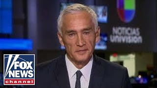 Tucker takes on Jorge Ramos over US 'responsibility'