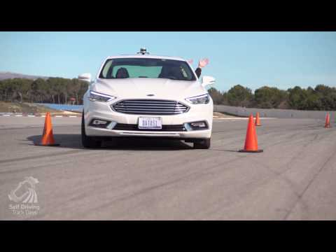 A short intro to driverless vehicle technology