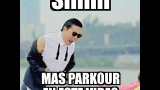 Roblox EP. 7 Parkour et le hacker qui n'a pas touché le sol