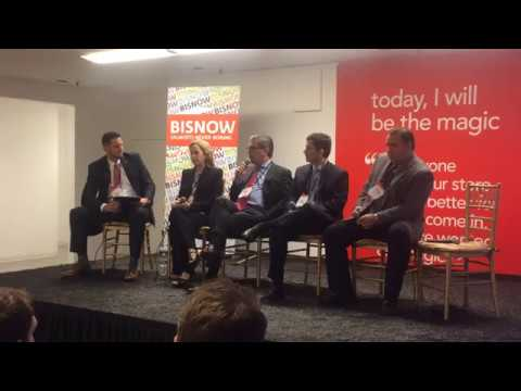 Alicia Cervera Bisnow Capital and Foreign Investment Panel 2016