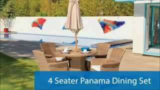 Panama Dining Sets By Cozy Bay
