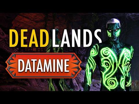 ESO Datamine September 2021 - Update 7.2.0 (Deadlands DLC)