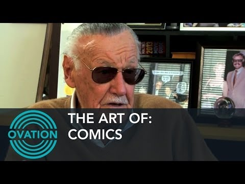 The Art Of: Comics - How To Create a Superhero with Stan Lee (Exclusive) - Ovation - 동영상
