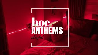 hoe anthems vol. 1 - a kpop playlist