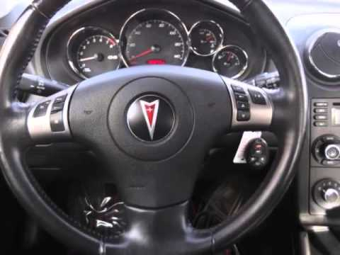 2009 PONTIAC G6 4dr Sdn w/1SA POWER WINDOWS TRACTION ...