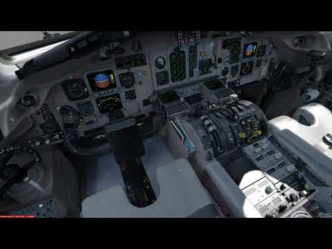 Canadian Xpress May 2018 AM Fly-In - Kennedy International P3D v4.2