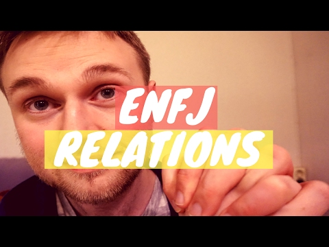 ENFJ - Relationships & Bonds & Attachments