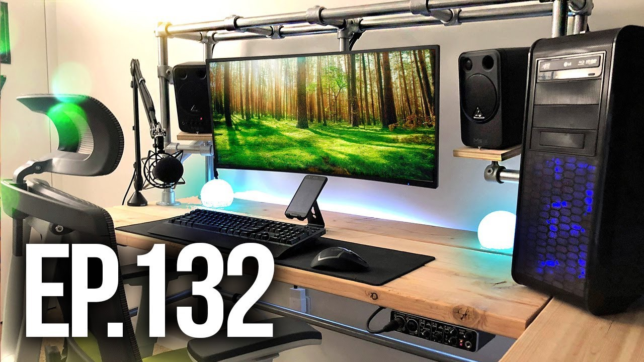 Room Tour Project 132 - BEST Gaming Setups!