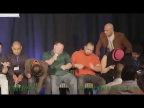 Comedy Hypnosis - John Moyer