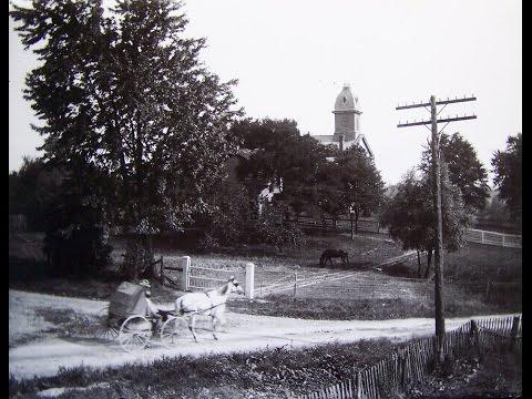 The  Monroe  Presbyterian  Academy,  Monroe,  Ohio