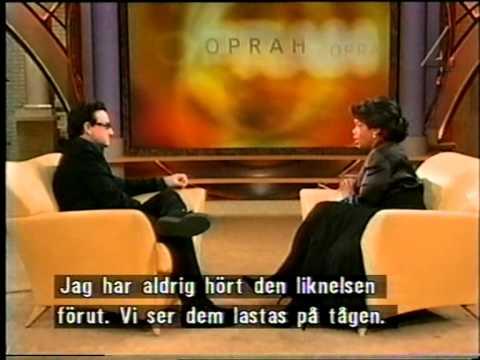 Bono on Oprah 2002
