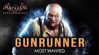 Batman Arkham Knight - Gunrunner Most Wanted Mission (Penguin)