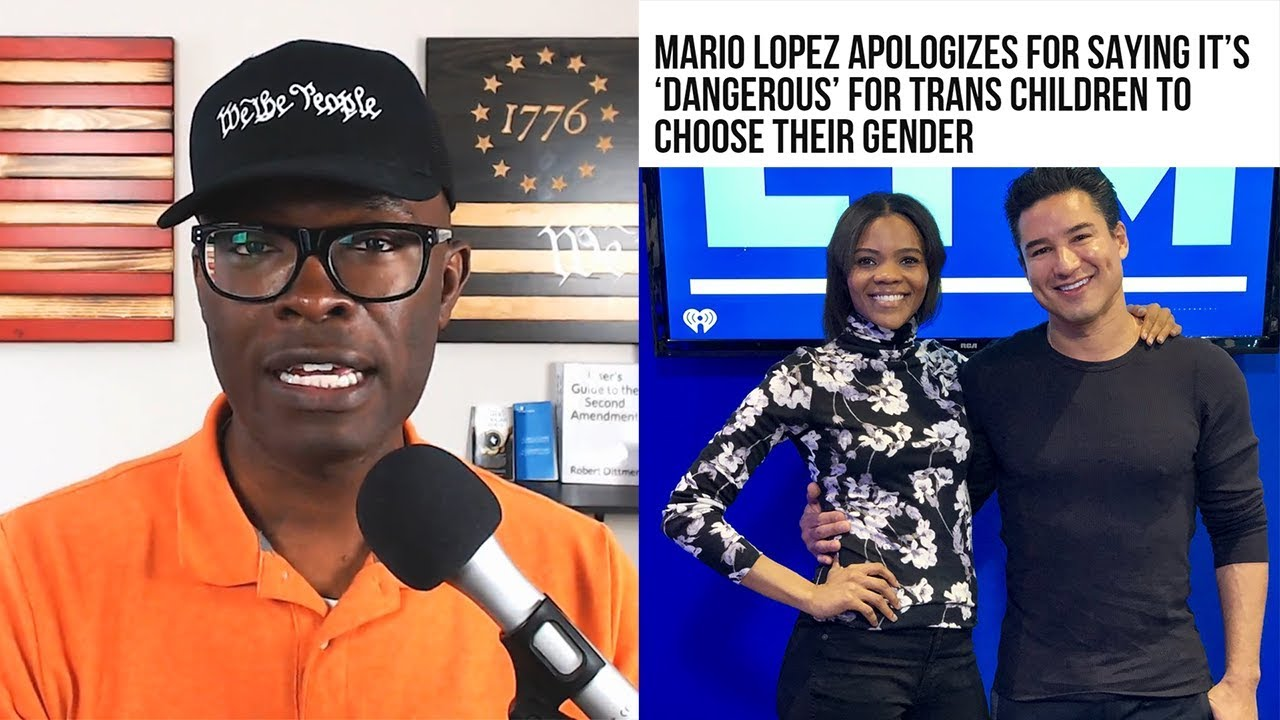 Following transgender remarks, Mario Lopez faces critics on the left and right
