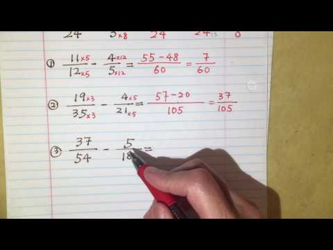 Math fraction for your son to sleep 02