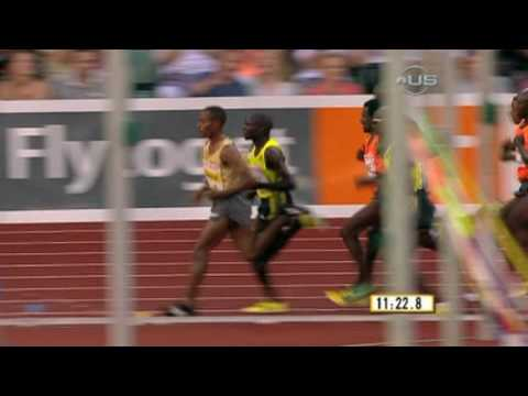 Bekele wins again in 400m from Universal Sports