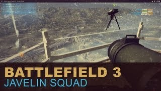 BF3 - Official Javelin Squad #2 - Caspian Border
