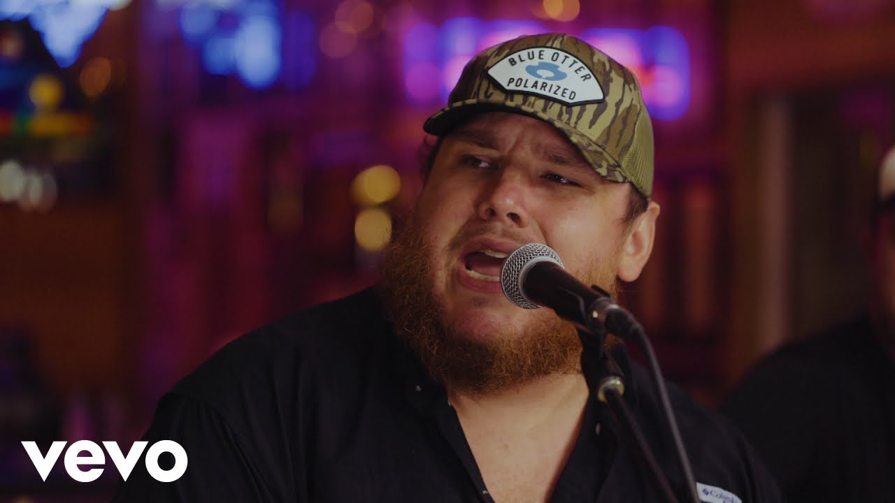 Luke Combs - Forever After All (Acoustic)
