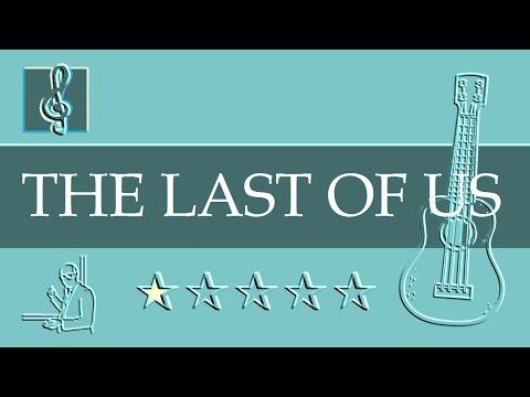 Ukulele TAB - The Last Of Us - Main Theme (Sheet Music)