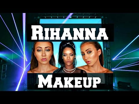 Rihanna 'This is what you came for' Makeup | Anita Sibul