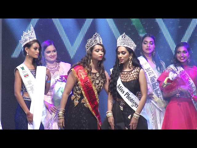 2018 MISS INDIA SURINAME CROWNING MOMENTS