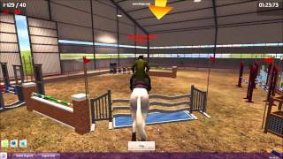 Riding Club Championships: Mission Impossible Jump Course
