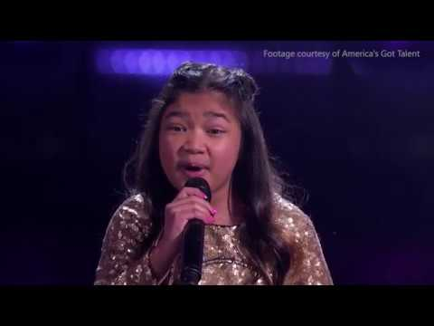 Angelica Hale - THE BIG ASK: THE BIG GIVE PSA 30 sec