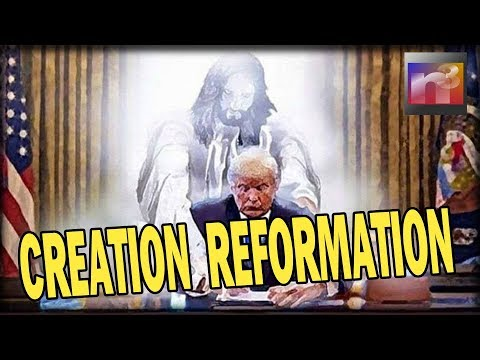 Atheists FURIOUS as Trump Triggers CREATION REFORMATION