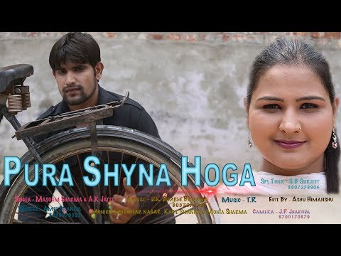 Pura Shyana Hogya l Masoom Sharma,A K Jatti l New Haryanvi Pop Song 2017 l Tauwood