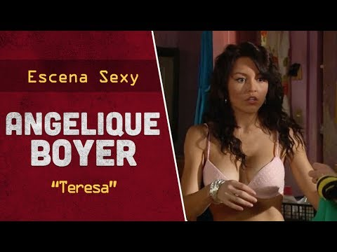 "Angelique Boyer en ""Teresa"" | Escena Sexy | Taco de Ojo"