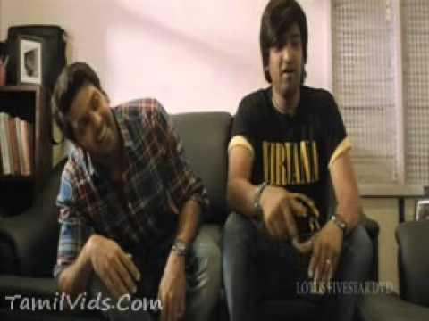 Nazriya Intro | Raja Rani | Arya | Santhanam