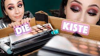 DIE KISTE 📦wie geht es weiter? Mein aussortiertes Makeup 😝 Hatice Schmidt