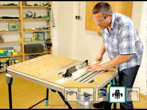 wolfcraft master cut 2000 youtube. Black Bedroom Furniture Sets. Home Design Ideas