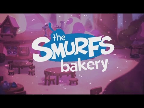 The Smurfs Bakery – Dessert Maker (by Budge Studios) - Universal - HD Gameplay Trailer