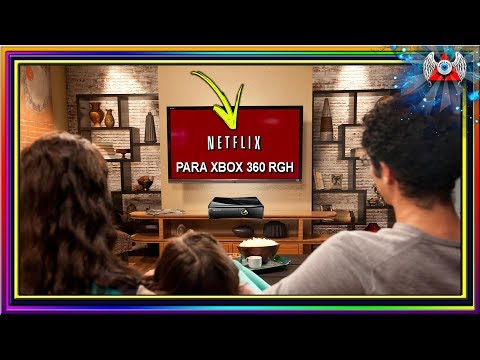 Instalando Netflix no Xbox 360 RGH • n&x00ba1018;