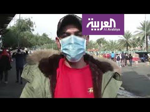 كر وفر اليوم في ساحتي الخلاني والتحرير وسط بغداد  - نشر قبل 10 ساعة