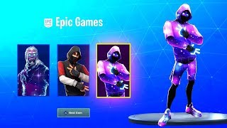 How To Get ICONIC GALAXY SKIN VARIANT BUNDLE NOW! Fortnite UNLOCK NEW Samsung GALAXY & ICONIC Skin