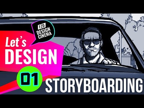 Design Cinema - Storyboarding - Part 01