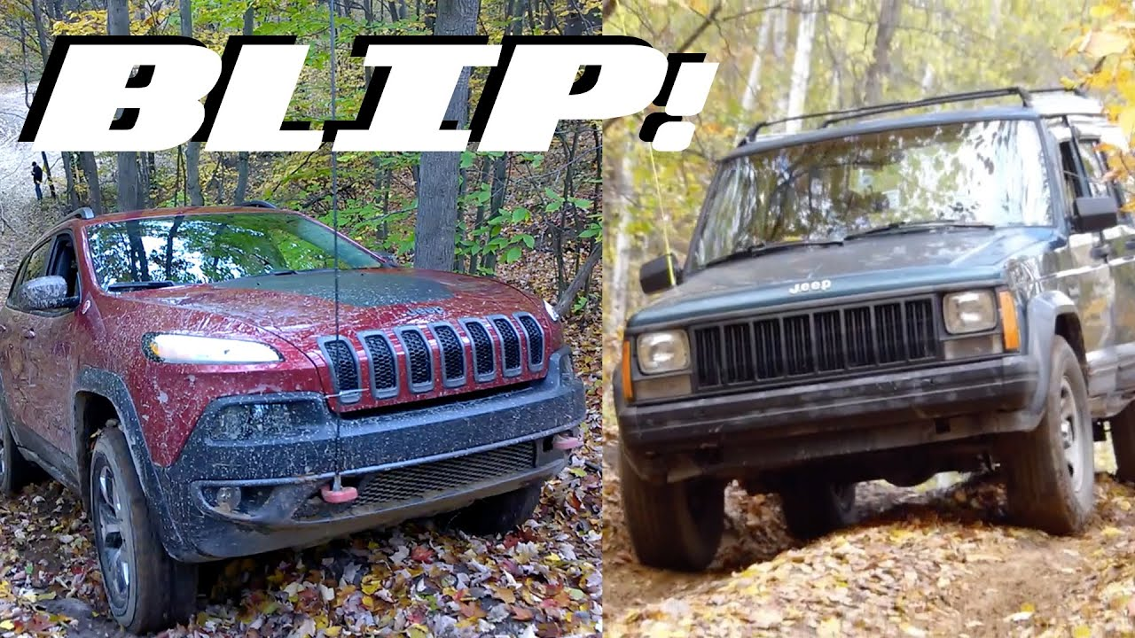 which is better off road: a brand new cherokee or a $600