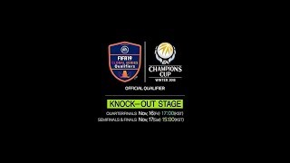 EACC WINTER 2018 KNOCK OUT STAGE Teaser - FIFA Online 4