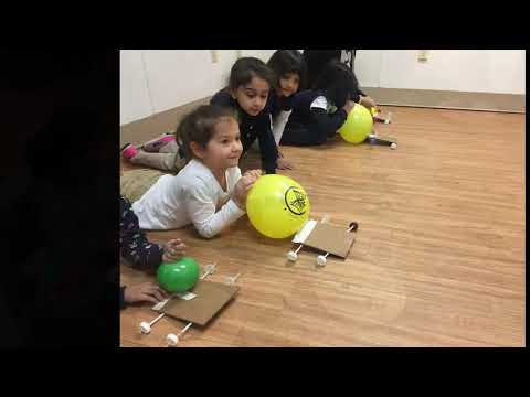 Hamzah Science Academy 2017
