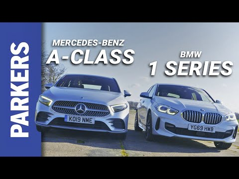 BMW 1 Series Vs Mercedes-Benz A-Class Twin-Test | Which Is Best?