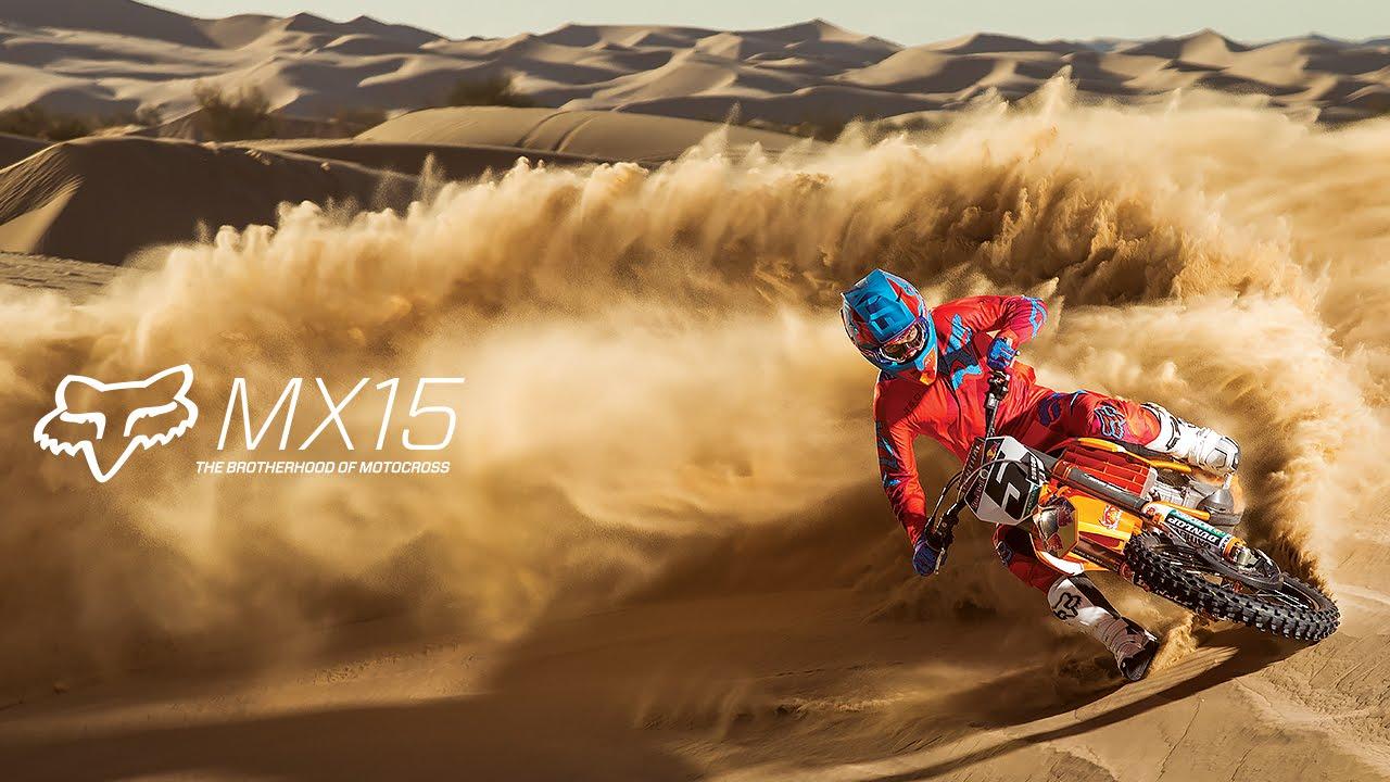 Fox Mx Presents Mx15 The Brotherhood Of Motocross Youtube
