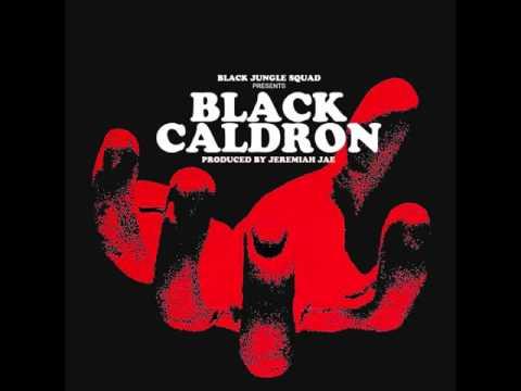 Black Caldron - Double Shocked Feat Sharkula, Jeremiah Jae, Tre & Eugene Snow