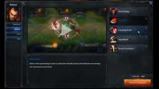 Darius abilities - League of Legends