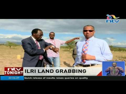 Fraudsters invade livestock research land in Machakos