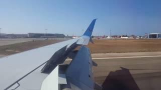 Landing in majorca